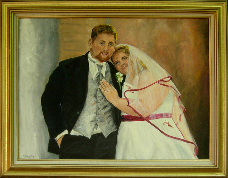 Cori and Andy's Wedding Picture