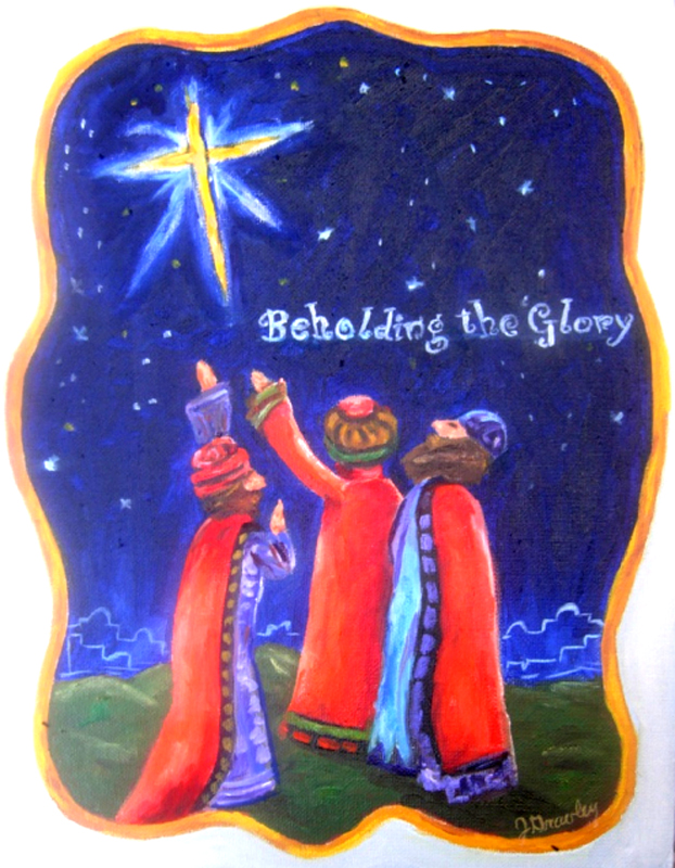 Beholding the Glory - 3 Wise Men - 1