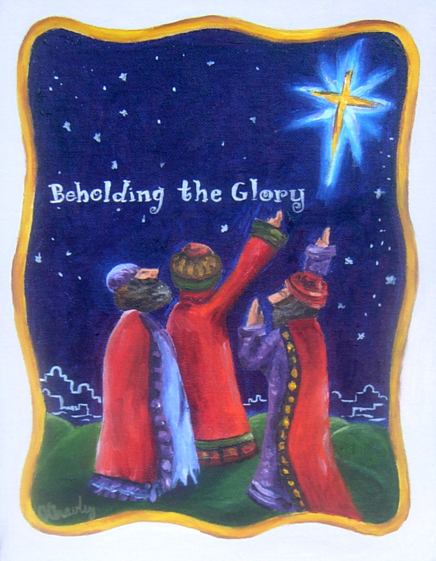 Beholding the Glory - 3 Wise Men - 2